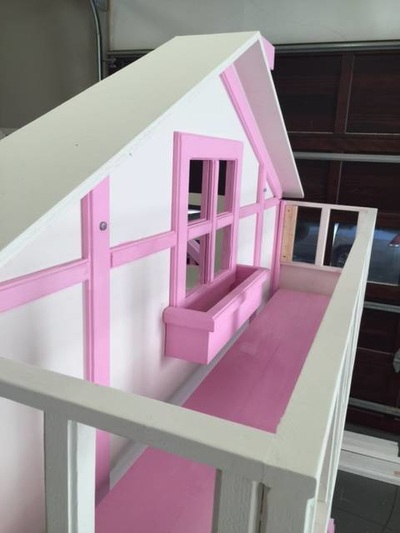 House Bed With Balcony Holiday S Custom Kids Beds