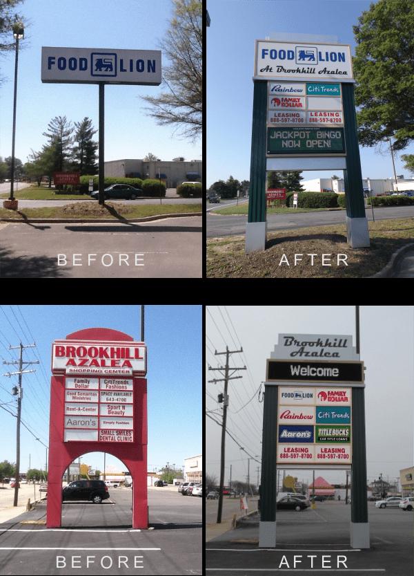 June 2014- Branding- Shopping Center Repositioning brook hill