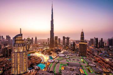 Самолетни билети до Дубай