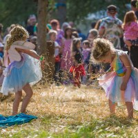 Elderflower Fields, the family festival is coming to the Midlands in 2020!