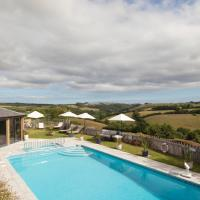 Treworgey Luxury Cottages – a family run farm-stay, passionate about the environment ideal for an eco-friendly family holiday in Cornwall