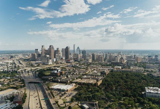 Dallas is a popular city for relief veterinarians in Texas
