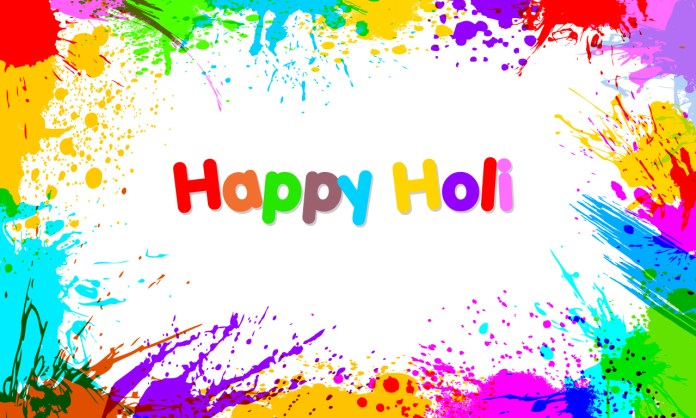 Colorful Happy Holi Wallpapers Quotes Shayari Images Free Download