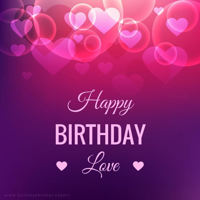 20 Heart Touching Happy Birthday Love Wish Pictures For