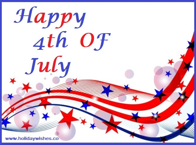 Beautiful Happy Fourth July Greeting Pictures, Gif Images
