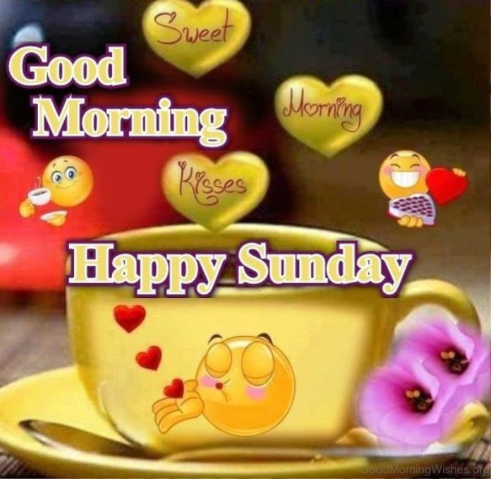 Best Happy Sunday Love Images For Facebookwhatsapp Holiday Wishes