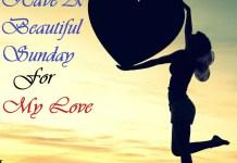 Happy Sunday Wish Picture 9