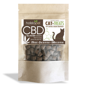 holsitapet cbd cat treats 2mg per treat