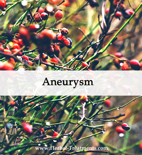 Herbal Medicine for Aneurysm