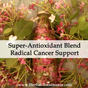 Super Antioxidant Blend for Cancer Recovery & Prevention