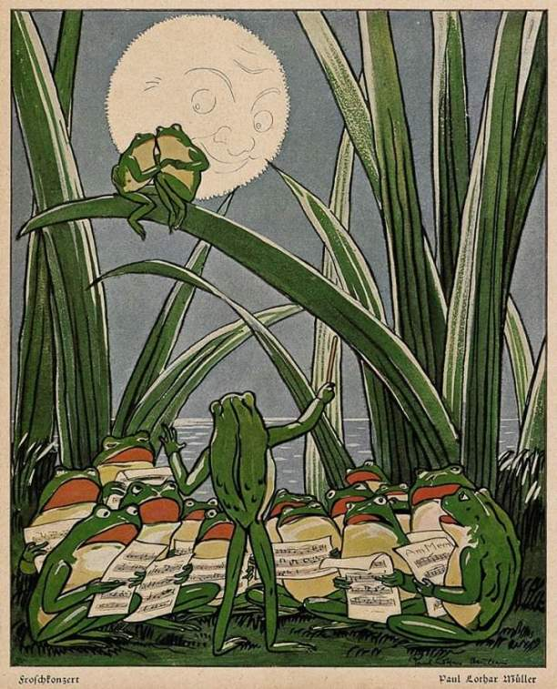 frog-concert-pregnancy-bach-flowers