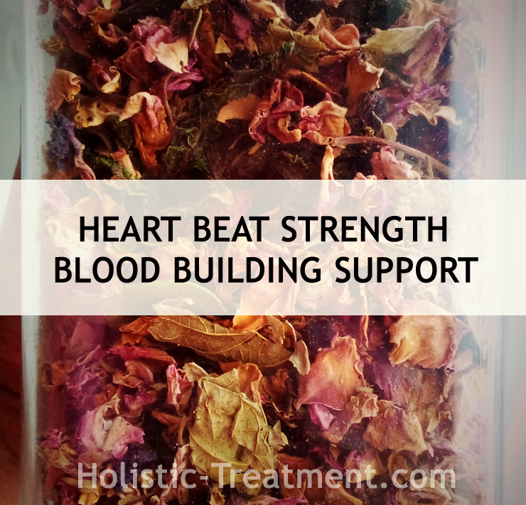 Heart Beat Strength and Blood Building Function Rehabilitation