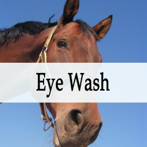 Herbal Eye Wash for Horses