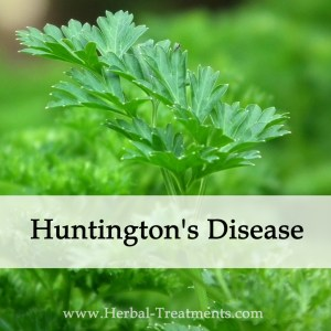 Herbal Medicine for Huntington's Disease