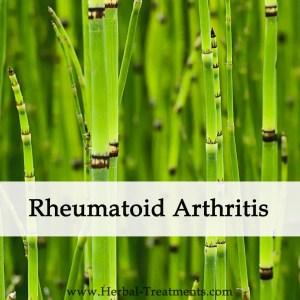 Herbal Medicine for Rheumatoid Arthritis