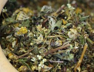 Dried Mugwort/Wormwood - Artimisia Vulgaris