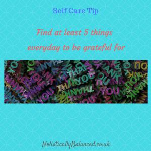 self care tip 3