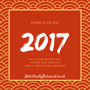 Year of the Fire Rooster 2017