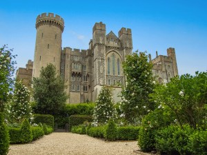 Arundel Castle Charity Abseil