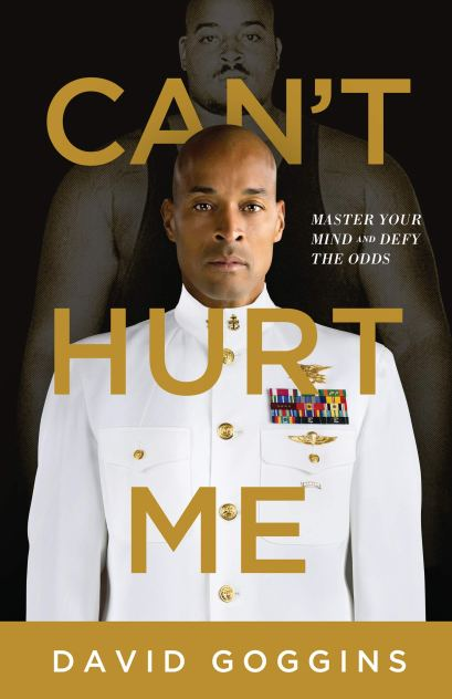 cant hurt me david goggins book