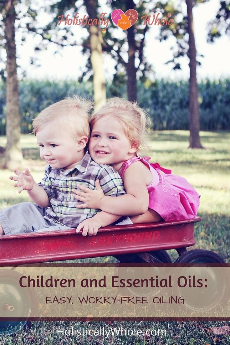 Children & Essential Oils