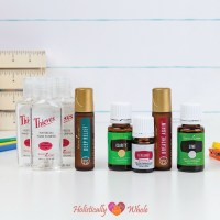 August Young Living Promos: Essentials for the Classroom