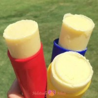 Pina Colada Paleo Popsicles: The Best Way To Beat The Summer Heat