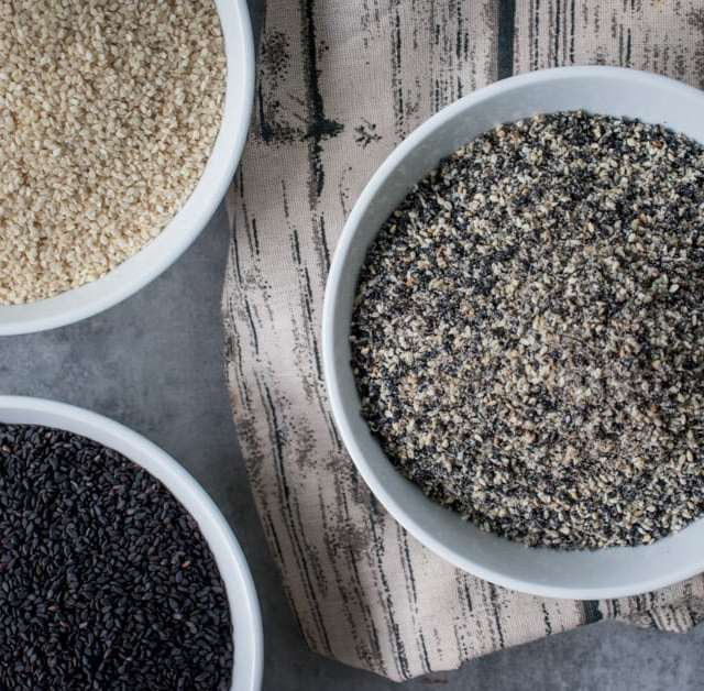 Gomashio Sesame Seed Salt Recipe