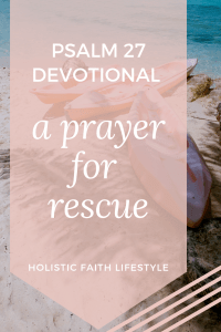 prayer for rescue
