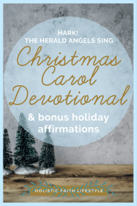 christmas carol devotional