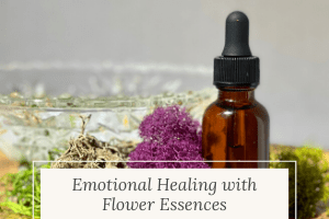 healing with flower essences