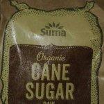 bag of organic cane sugar for brewing kombucha