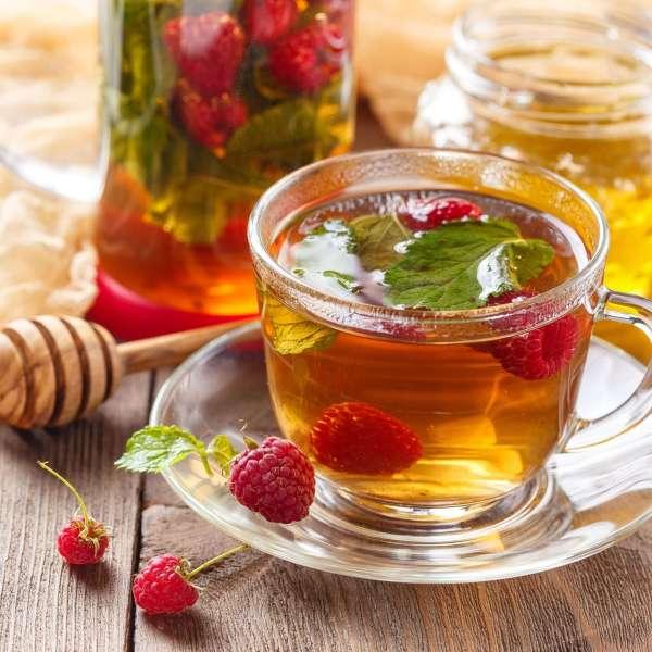 raspberry leaf tea organic