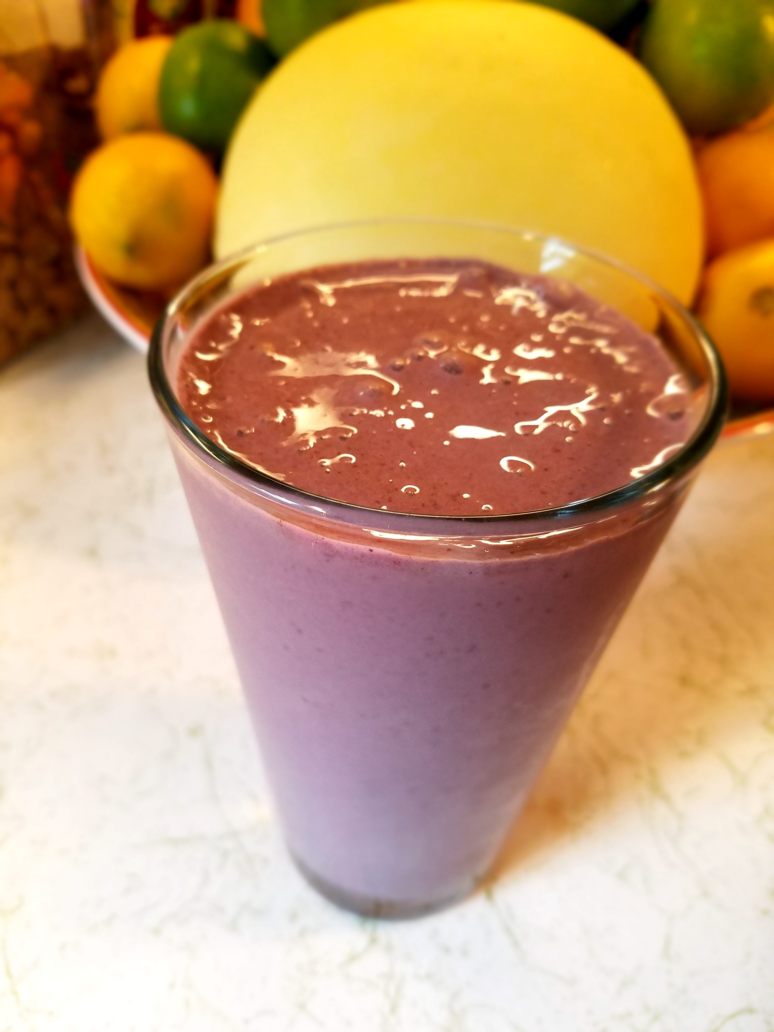 Mixed Super Fruit Protein Shake