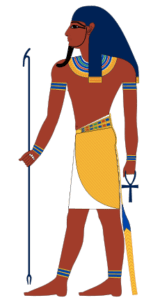 Atum, god of creation