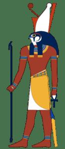Horus, god of the sky and kingship