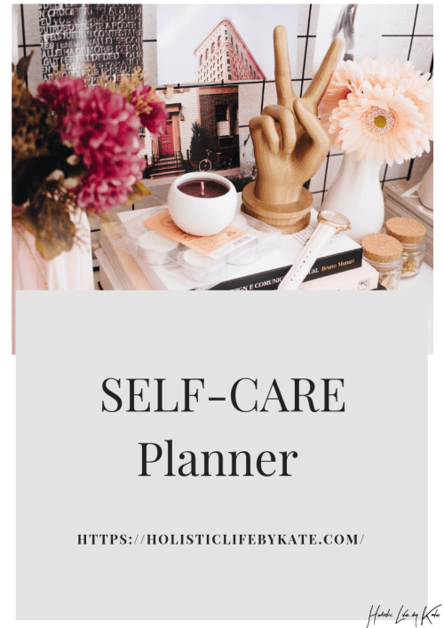 Self-care is important for creating and maintaining a healthy relationship with yourself.