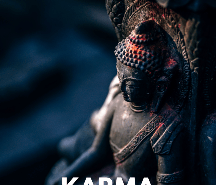 Keep Calm And Leave It To Karma.