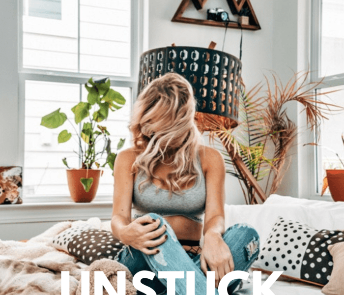 Feeling Stuck? Try These Smart & Powerful Tips to Get Unstuck Immediately and Start Living an Epic Life.