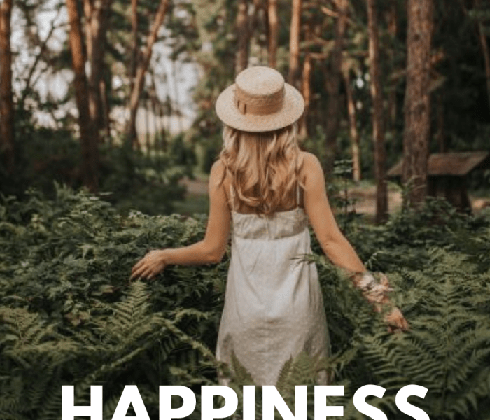 The Easiest Way To Become Permanently Happy.