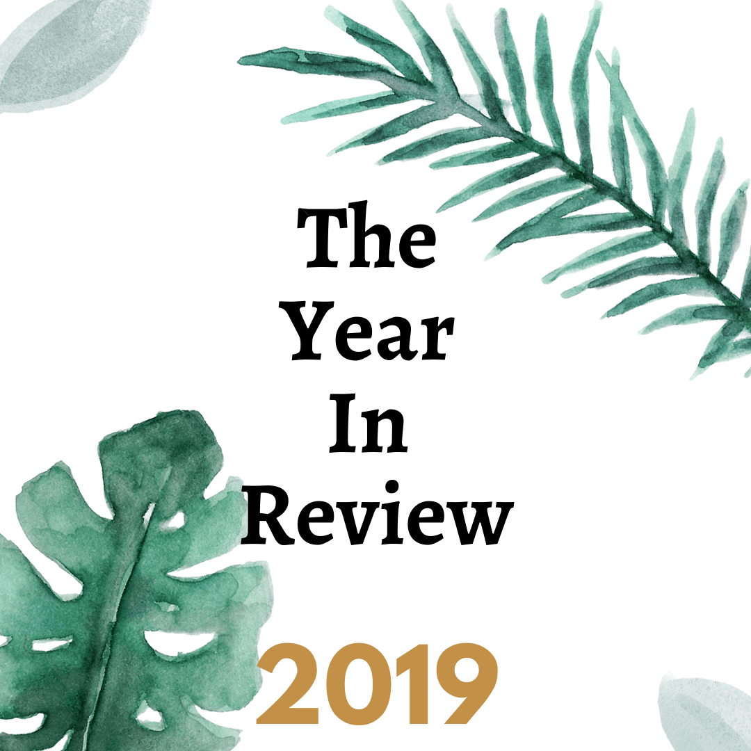 My 2019 in review