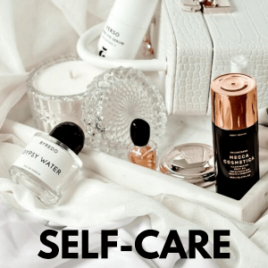 self-care fun ideas
