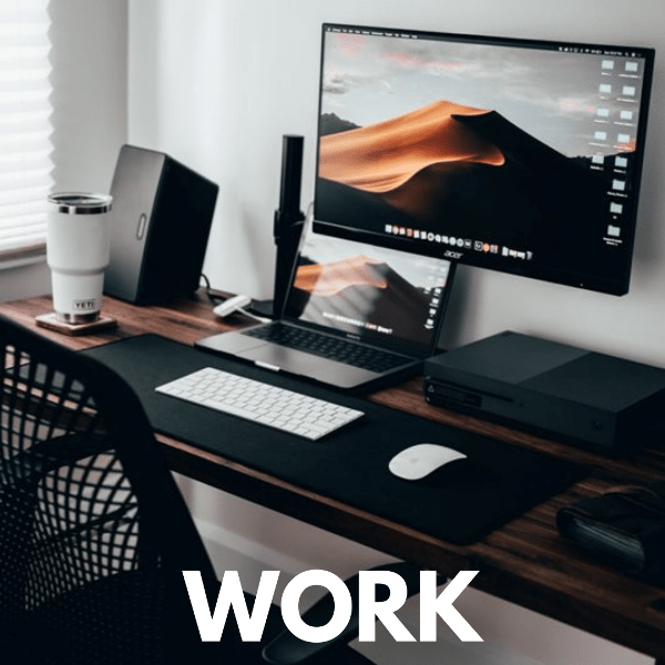 work from home productively and effectively