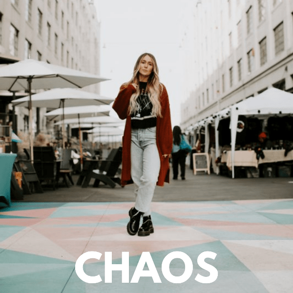 how to live a less chaotic life