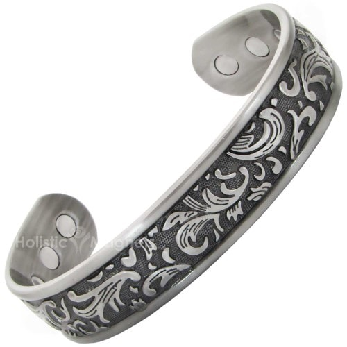 Womens Copper Magnetic Bracelet for Arthritis- Phoenix
