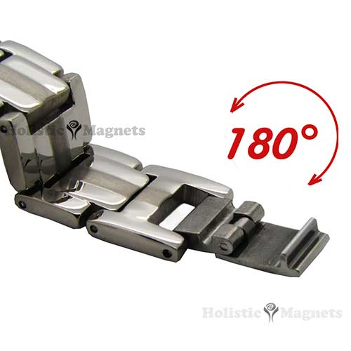 Titanium Magnetic Bracelet - ST600