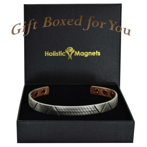 Copper magnetic bracelet arthritis health bangle copper armband torque magnetic therapy