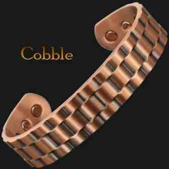 Mens Copper Bracelet Wristband for Arthritis Pain Relief Health Bracelet