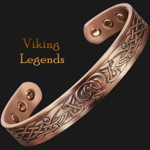 viking-bracelet-mens-copper-bracelet-cuff-magnetic-copper-bracelet-north-celtic-bracelet
