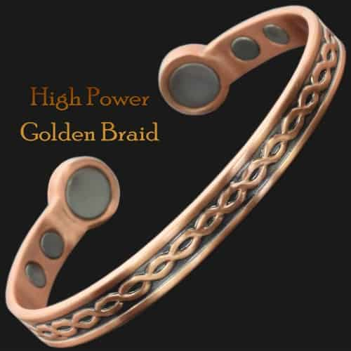 magnetic therapy for pain bracelet copper magnetic bracelet for arthritis healing bracelet gbh